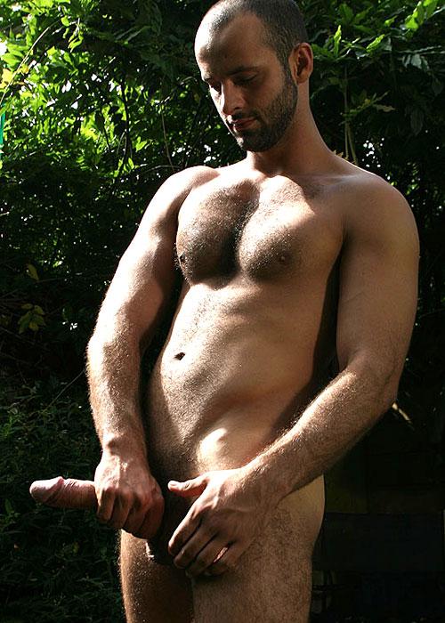 Australian gay man nude